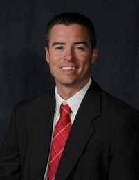Brett Wieberg, Missouri Western's new basketball coach. (Photo, GoGriffons.com)