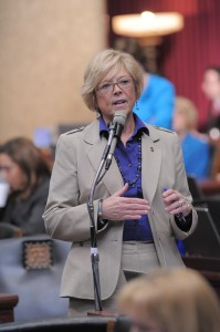 Representative Anne Zerr (photo courtesy, Tim Bommel, Missouri House Communications)
