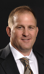 Mizzou wrestling coach Brian Smith