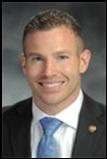Representative Rick Brattin (photo courtesy; Missouri House Communications)