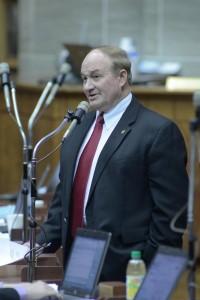 Representative Bill Reiboldt (photo courtesy; Tim Bommel, Missouri House Communications)