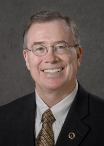 University of Missouri Chancellor Brady Deaton (photo courtesy; University of Missouri News Bureau)