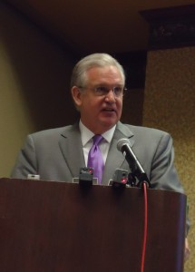 Missouri Governor Jay Nixon (D)