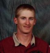 Steven Henderson, taken from a family photo.