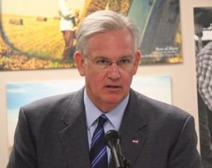 Governor Jay Nixon (D)