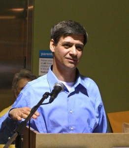 Professor Laszlow Kovacs (courtesy, Missouri State University)