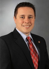 Senator Ryan Silvey (photo courtesy, Missouri Senate Communications)
