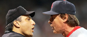 Tony La Russa helped put a plan in place for MLB to use instant replay.  (photo, MLB.com)