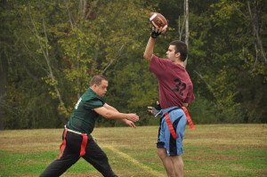 Flag football will be one of the events coming to Jefferson City in the fall of 2014. (Photo/Special Olympics, Missouri)