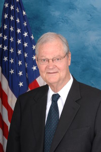 Former Missouri Congressman Ike Skelton
