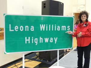 Leona Williams Highway