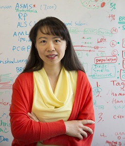 Li Ding, PhD of the Genome Institute at Washington University