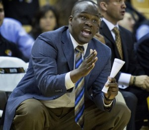 Tim Fuller will coach in place of Frank Haith (Mizzou Athletics)