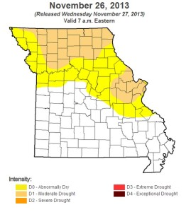 Graphics courtesy; US Drought Monitor