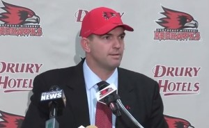 New Southeast Missouri State football coach Tom Matukewicz