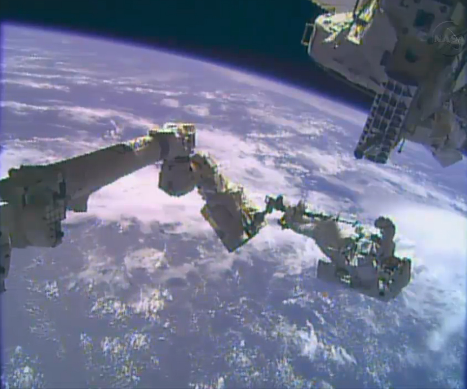 nasa space walk live - photo #9
