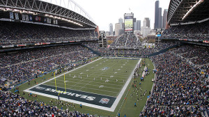 Centurylink Field...the epicenter of exaggeration!