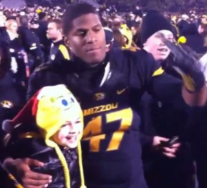 Mizzou fans of all ages appear to be the happiest in the SEC (photo/http://instagram.com/missourinetsports)