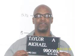 Michael Taylor (courtesy; Missouri Department of Corrections)