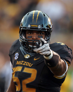 Michael Sam is now a Ram