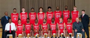 Moberly Area Community College basketball team