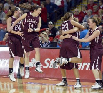Do the Bobcats have one more left in them?  After four upset wins, College of the Ozarks plays for the national title in NAIA D-II. (photo/NAIA.org)