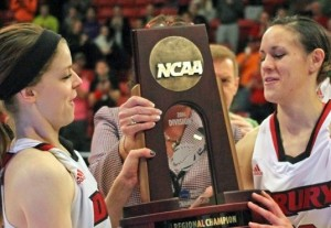 Regional champions, Drury University will face Bentley in the Elite Eight, tonight. (photo/Drury Panthers.com)