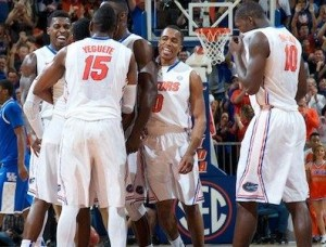 How far will the Florida Gators push themselves in the SEC Tournament?  (photo/GatorZone.com)