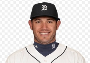 Former Missouri Tiger Ian  Kinsler, now with Detroit (MLB)