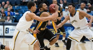 Missouri Western was eliminated from the MIAA tournament. (photo/Mitch Stroup)
