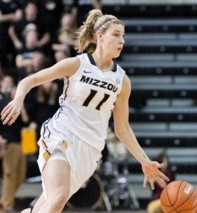 The Missouri women have lost three of their last four, but earn an invite from the WNIT. (photo/Mizzou athletics)