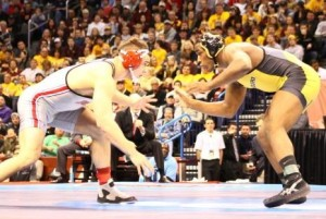 Mizzou wrestling (photo/MU athletics)