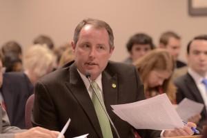 Representative Noel Torpey (photo courtesy; Tim Bommel, Missouri House Communications)