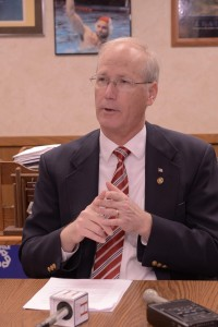House Budget Committee Chairman Rick Stream (photo courtesy; Tim Bommel, Missouri House Communications)
