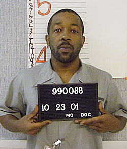 Roderick Nunley (courtesy; Missouri Department of Corrections)
