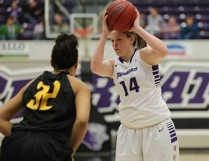Southwest Baptist pulled off one of the three opening round upsets in the MIAA tournament. (file photo/theMIAA.com)