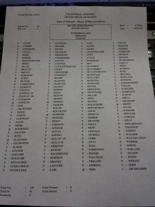 House gun law nullification bill vote 04-03-2014