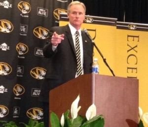 Kim Anderson wants Mizzou playing in Kansas City every year