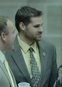 Representative Kurt Bahr (photo courtesy; Tim Bommel, Missouri House Communications)