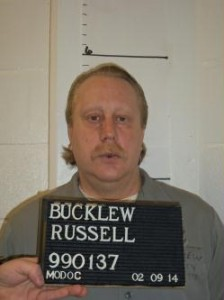 Russell Bucklew (courtesy, Missouri Department of Corrections)