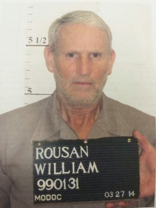 William Rousan (courtesy; Missouri Department of Corrections)