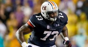 Greg Robinson selected by the St. Louis Rams