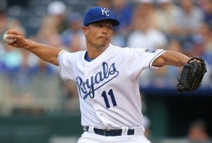 Jeremy Guthrie(photo/MLB)