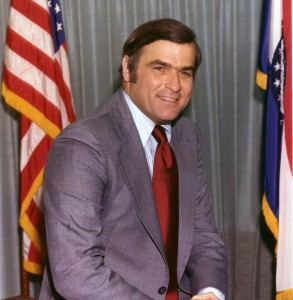Former Governor Joe Teasdale (courtesy; Missouri State Archives)