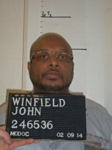 John Winfield (courtesy; Missouri Department of Corrections)