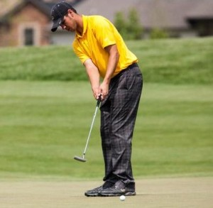 Mizzou golf advances to the NCAA finals (photo/Mizzou athletics)