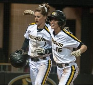 13th ranked Mizzou softball overcomes a grand slam from ...