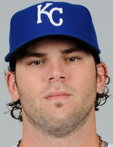 Mike Moustakas on a power surge