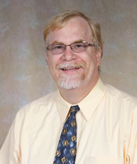 Missouri State University Department of Political Science head Dr. George E. Connor