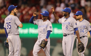 Are the Royals really that bad of a franchise?  Things may be turning around. (photo/Bill Greenblatt)